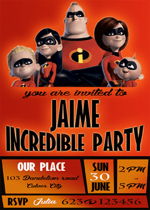 the_incredibles_party_invitation_custom_online