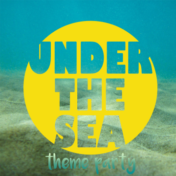 "creative ""Under the Sea"" Themed Birthday Party for kids"
